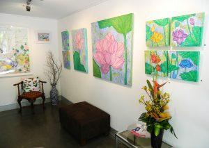 ArtSHINE gallery front
